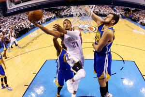 Rewriting the book on Thunder's Andre Roberson