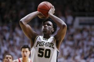 Purdue's Caleb Swanigan withdraws from NBA draft