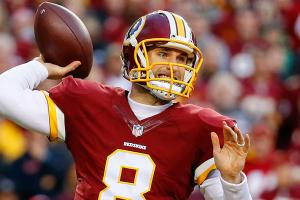 Kirk Cousins's new role as a clear-cut starting QB