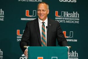 Richt gives $1 million for Miami practice facility