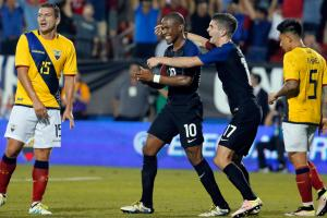 USA vs. Ecuador: Nagbe scores late winner for U.S.