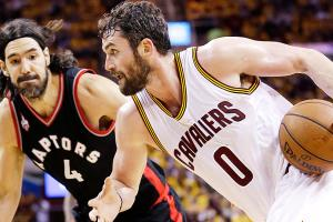 No chance: Cavs blow out Raptors from the start