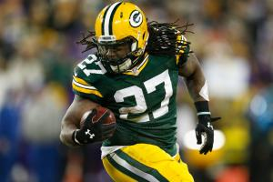 Eddie Lacy on weight loss: 'I think I look good'