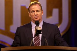 Goodell: Raiders to Las Vegas talk 'premature'