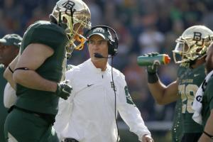 Baylor players react to Art Briles firing