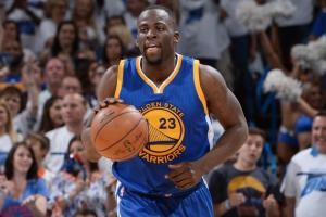Thunder keys success by locking up Draymond Green