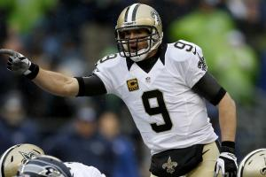 Drew Brees: I won't negotiate deal during season