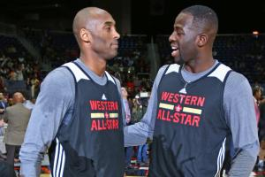 Kobe Bryant texted Draymond Green after loss