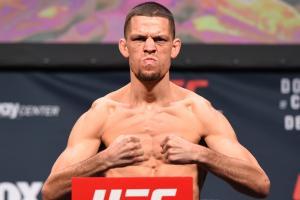 Diaz: McGregor-Mayweather fight a publicity stunt