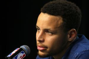 Stephen Curry used in spelling bee sentence