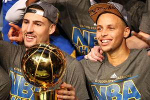 Warriors no longer favorites to win NBA title