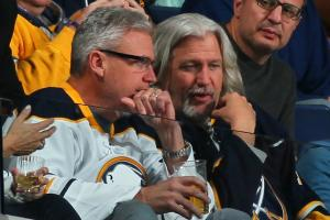 Rex and Rob Ryan are gaining weight