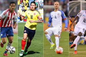 Copa America Group A: USA, Paraguay, Costa Rica, Colombia