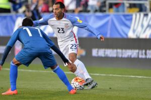Castillo replaces Chandler on U.S. Copa roster