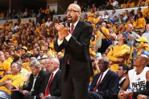 Memphis paper confuses new coach with Juwan Howard