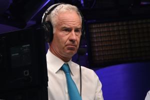 John McEnroe to help coach Milos Raonic