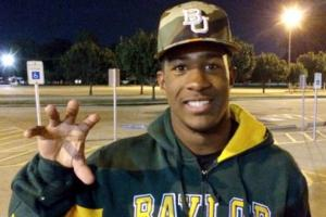 Baylor RB signee Kameron Martin requests release