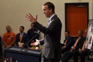 Peyton Manning: 'I will not be a coach'