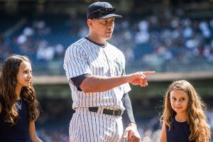 A-Rod shares daughter's 'Parent's Day' assignme...