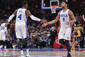 Report: 76ers to consider trades for Okafor, Noel