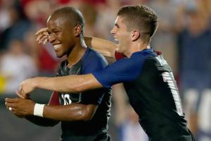 Watch: Christian Pulisic scores his first USA goal