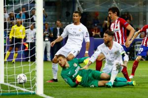 Live: Real Madrid, Atletico meet in UCL final