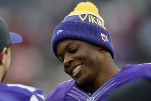 Teddy Bridgewater surprises young fan for birthday