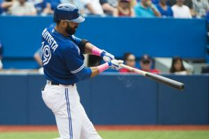 Bautista welcomes Price back to Toronto with homer