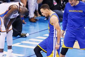 Can Thunder recover? Warriors stun NBA in comeback