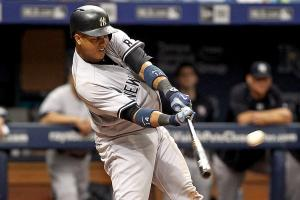 Yankees edge Rays despite getting only one hit