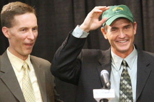 Baylor athletic director Ian McCaw resigns