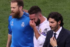 Dani Carvajal (hamstring)  to miss Euro 2016