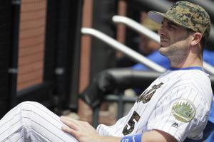 David Wright: Neck ailment a herniated disc