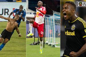 Didier Drogba, Bradley Wright-Phillips, Ola Kamara