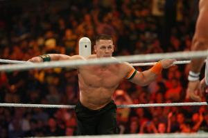 John Cena returns to WWE Raw Monday