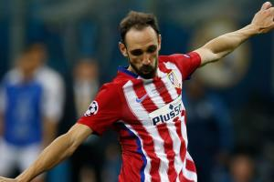 Juanfran writes letter to Atletico fans