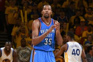 Kevin Durant talks future with OKC after loss