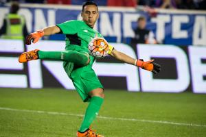 Costa Rica GK Keylor Navas out of Copa America