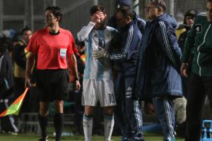 Argentina updates Messi's injury status