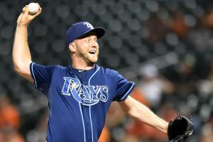 Rays activate reliever Brad Boxberger