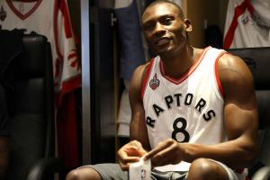 Bismack Biyombo open to discount for Raptors