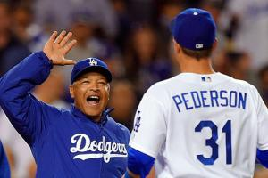 Managers of Nationals, Dodgers bring personal touch