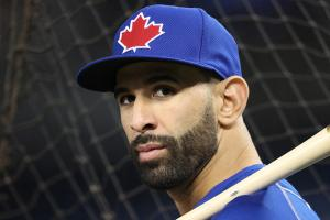 Bautista on free agency: 'I'd be stupid to leave'