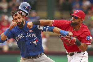 Bautista on Odor: 'He was looking for a fight'