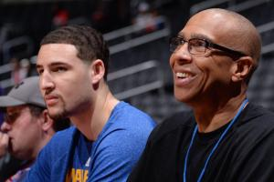 Mychal Thompson watched Raw instead of Game 7