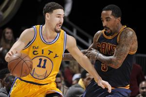 J.R. Smith-Klay Thompson will be pivotal matchup