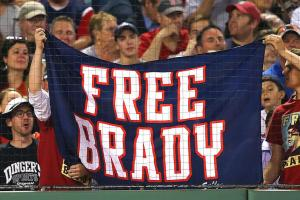 Pawtucket Red Sox hosting 'Free Brady' night