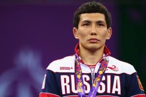Russian wrestler Lebedev withdraws from Olympics