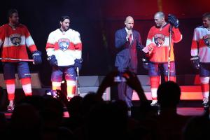 Florida Panthers break tradition with new jersey