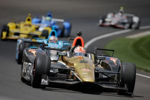 IndyCar's James Hinchcliffe on Belle Isle
